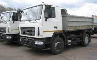 МАЗ-5551: технические характеристики самосвала, сколько тонн грузоподъемность и объем кузова, регулировка сцепления