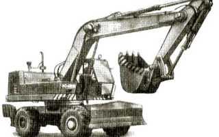 Экскаватор эо 4321 технические характеристики