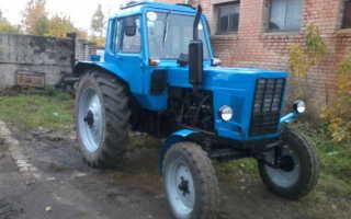 Сколько передач на тракторе