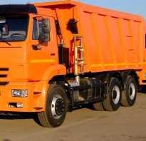 6520 КамАЗ 20-тонник: расход топлива, вес кузова самосвала, технические характеристики