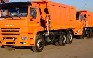 Камаз 6520 технические характеристики расход топлива