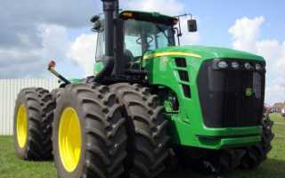 Трактор джон дир 9430