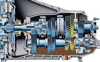 Принцип работы МКПП передний привод