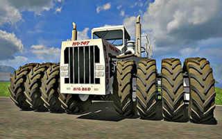 Самый дорогой трактор в мире