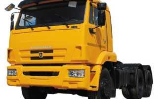 Камаз 65116 62 технические характеристики