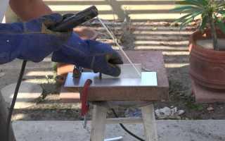 Как варить алюминий инвертором
