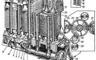Как отрегулировать клапана на т 40