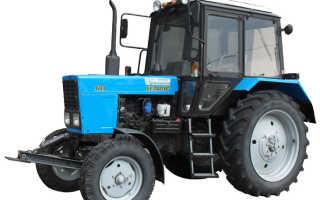 Трактор мтз 80 технические характеристики