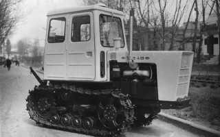 Трактор т 70 технические характеристики