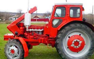 Трактор т 40 м технические характеристики