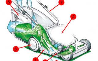 Какую газонокосилку выбрать: основные характеристики